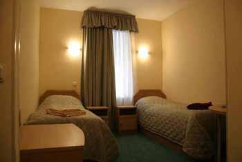 Эконом-гостиницы Петербурга