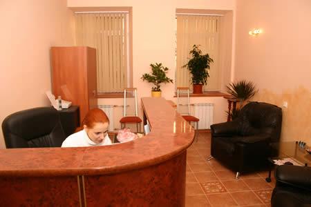 Гостиница Никита