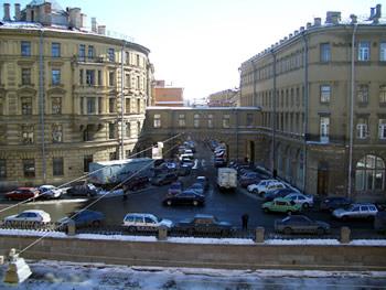 Гостиница Пио на Грибоедова