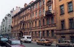 Гостиница Ринальди на Большом