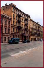 Гостиница Ринальди на Греческом