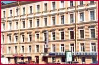 Гостиница Ринальди на Невском 105