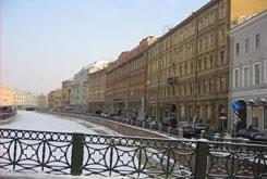 Гостиницы отели Петербурга