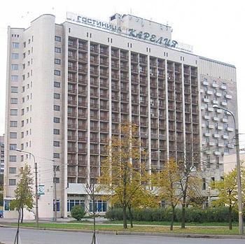 Гостиница Карелия Санкт-Петербург