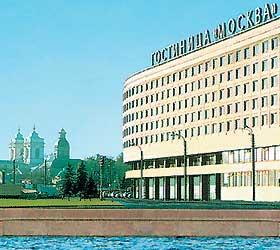 Гостиница Москва Санкт-Петербург
