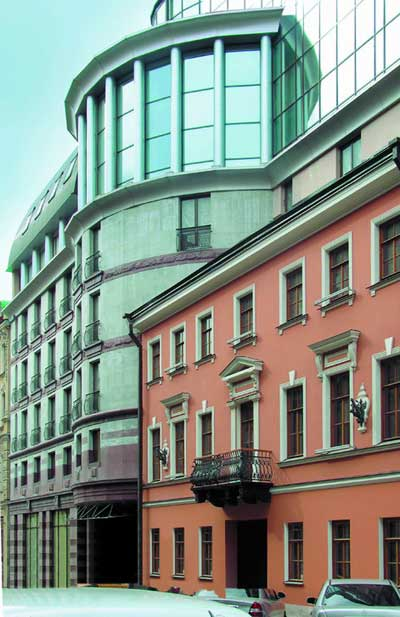 Гостиница Амбассадор Санкт-Петербург