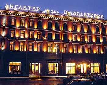 Гостиница Санкт-Петербурга Англетер