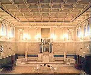 Открытие органного фестиваля в Санкт-Петербурге