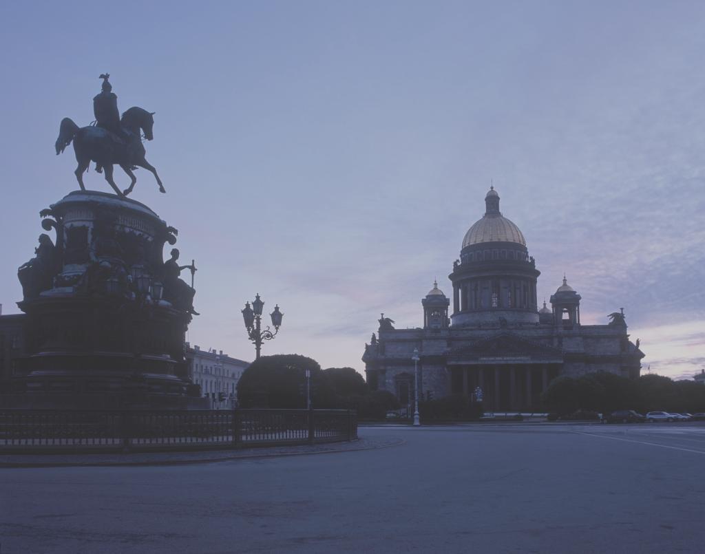 Памятник Александру II на Исаакиевской площади