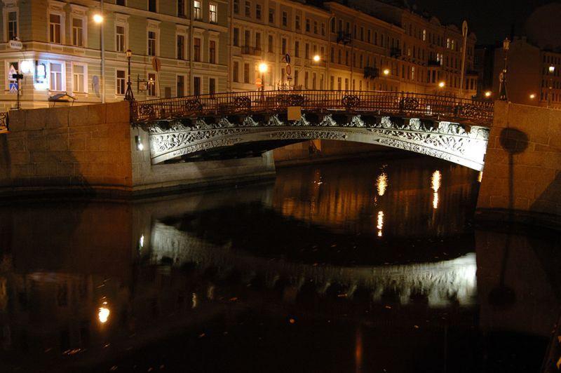 Мост через Мойку