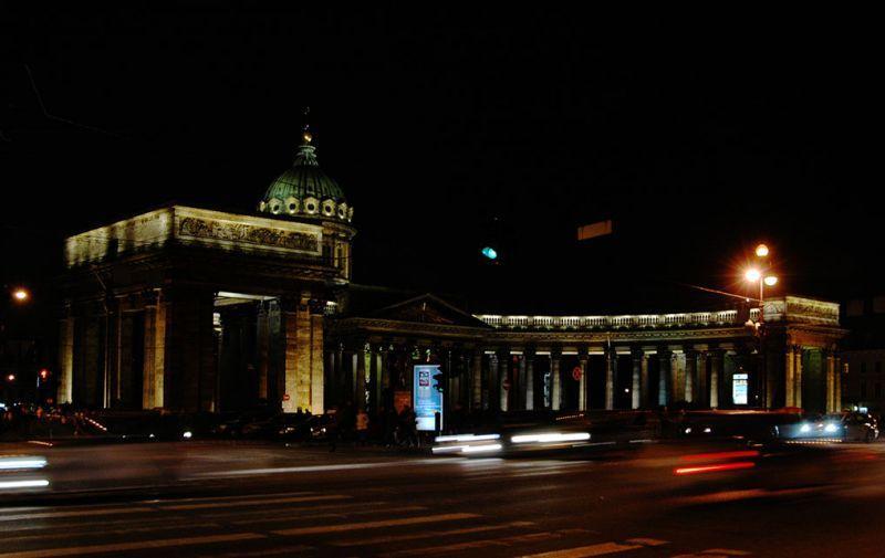 Казанский собор и Невский проспект